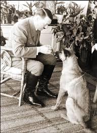 Hitler & Dog