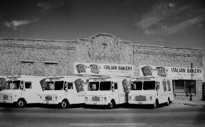 Rotella's Bakery Trucks