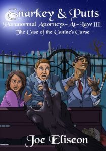 Case of the Canine's Curse Cover