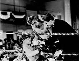 Boys Town Boxing Match