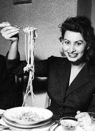 """A Plate of Spaghetti is Hard to Say """"No"""" To"""