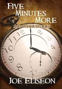 Five Minutes More and Other Stories Cover