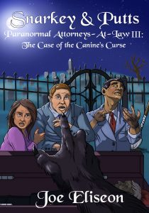 The Case of the Canine's Curse Cover