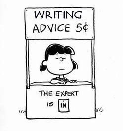Lucy's Writing Advice